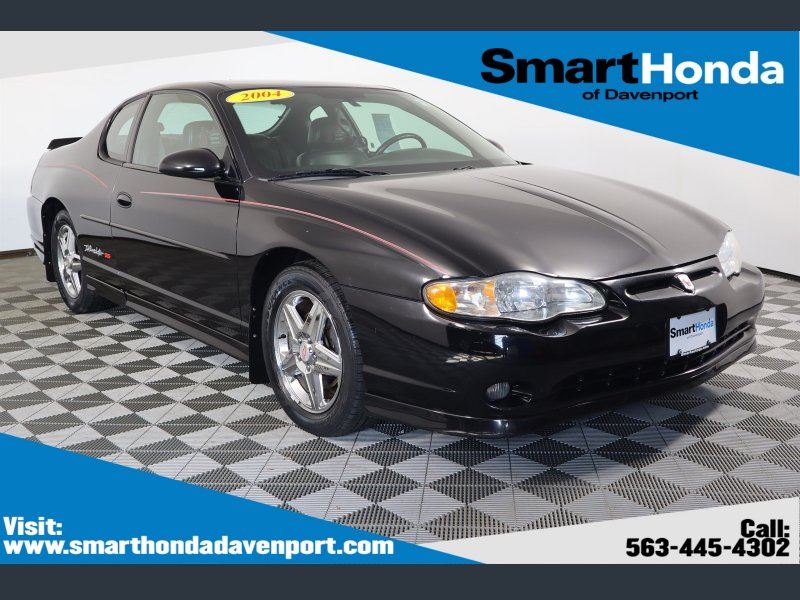 Photo Used 2004 Chevrolet Monte Carlo Supercharged SS for sale