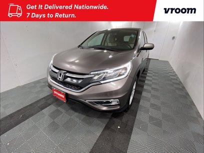 Photo Used 2016 Honda CR-V AWD EX for sale