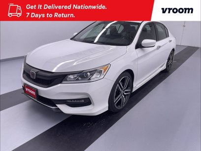 Photo Used 2017 Honda Accord Sport for sale