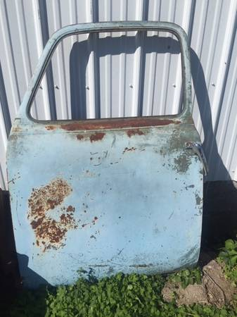 Photo 1947 1948 1949 1950 CHEVROLET 3100 SERIES PICKUP TRUCK DRIVERS DOOR OE - $125 (Houstonia)