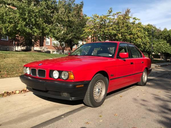 Photo 1995 E34 BMW 525i - $3,900