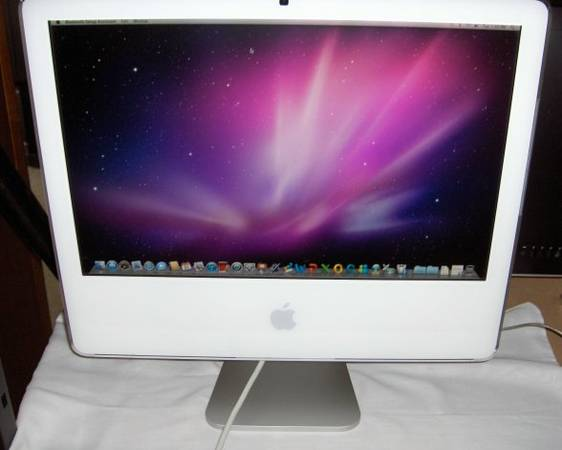 Photo 20quot iMac G5 A1076 Snow Leopard - $100 (Wentzville, MO)