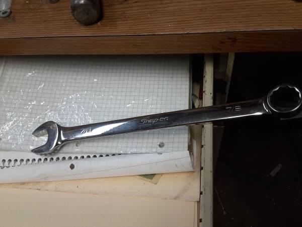 Photo 78 snapon wrench - $27 (Saint Louis)