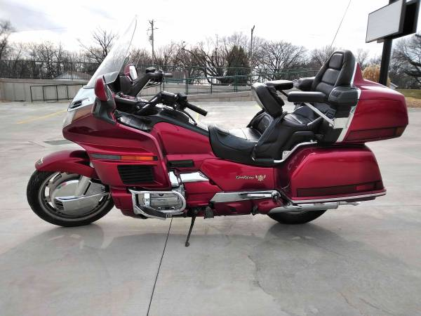 Photo 97 Honda Goldwing 1500 - $4,800 (Winfield MO)
