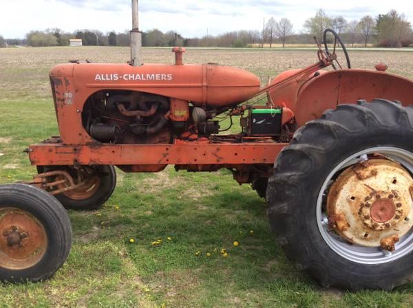 Allis Chalmers WD-45 - $2,000 (Nashville Illinois)