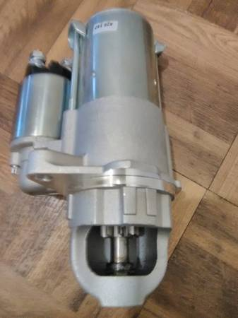 Photo BRAND NEW STARTER CHEVY GMCPONTIACOLDS, ORIGINAL not remanufactured - $55 (ST CHARLES)