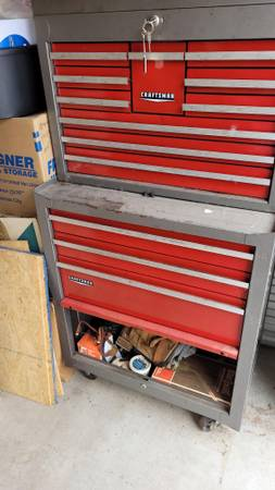 Photo Craftsman Tool Chest Full of Tools - $500 (St. Peters)