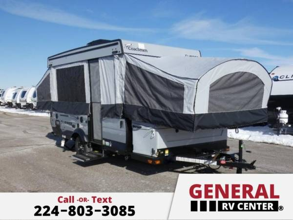 Photo Folding Pop-Up Cer 2021 Coachmen RV Clipper Cing Trailers 1285SS - $24,679 (General RV - Chicagoland)
