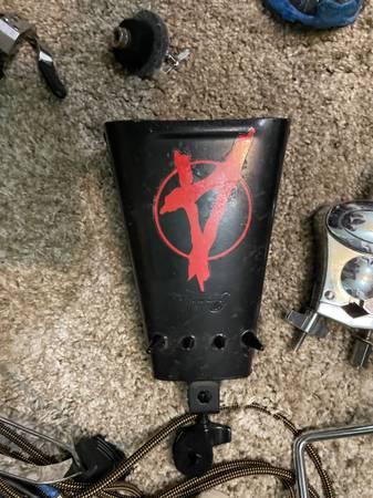 Photo Misc. drum parts - $20 (Belleville)