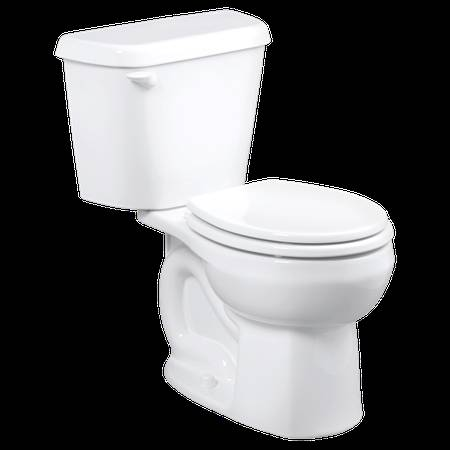 Photo New AMERICAN STANDARD White Round Bowl Toilet 10quot Rough-in Size - $100 (OakvilleS.County)