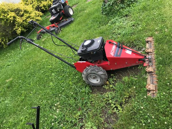 Photo Troy-Bilt Sickle Bar Mower - $650 (Kahoka, Missouri)