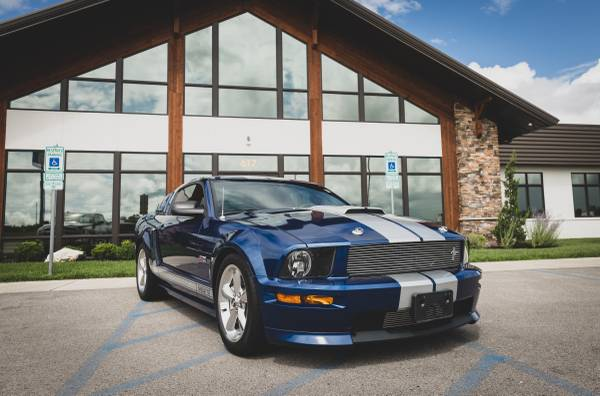 Photo 2008 Ford Mustang Shelby GT  Clean Carfax  - $24,000 (Troy MO)