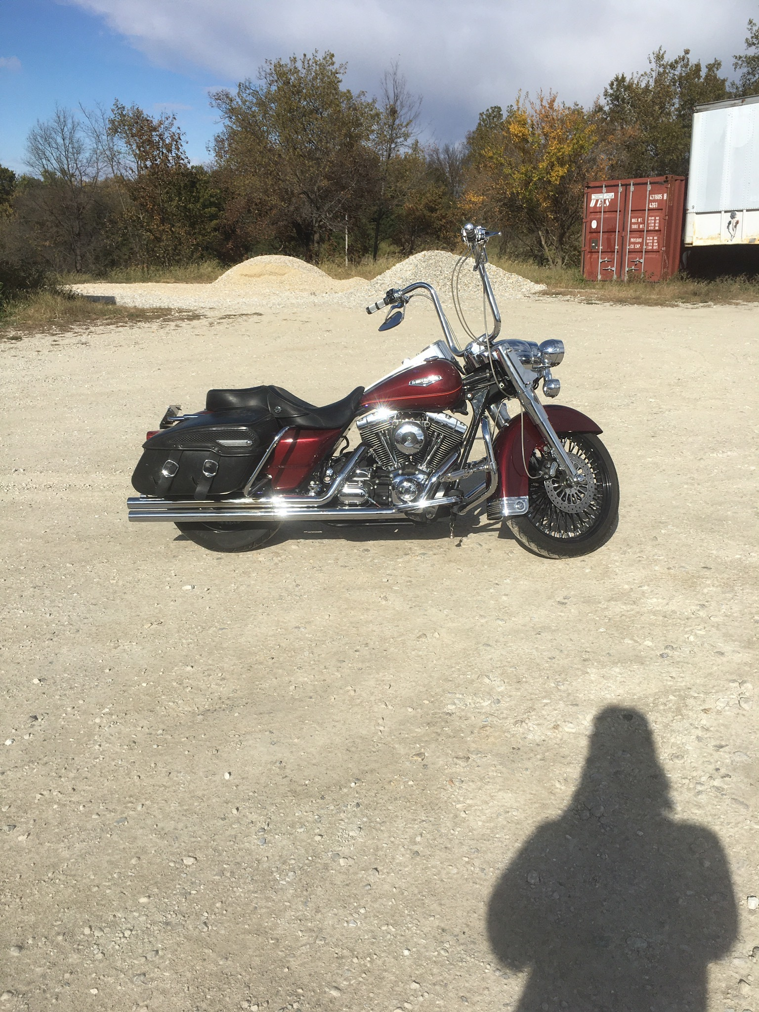 Photo 2001 Harley-Davidson Road King $6000151.80151.80