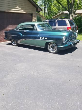 Photo 1953 Buick Super 56r - $7000