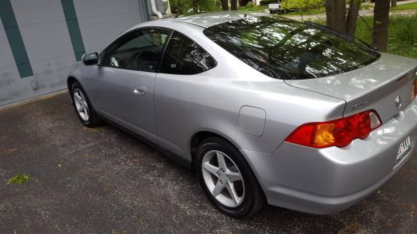 Photo 2004 Acura RSX - Great Condition - $4,500 (Pleasant Prairie)