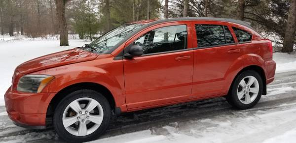 Photo 2010 Dodge Caliber 95,300 mi. NO RUST NO DENTS Bluetooth-heated seats - $4975 (Kenosha on 158 about 6 miles east of I94)