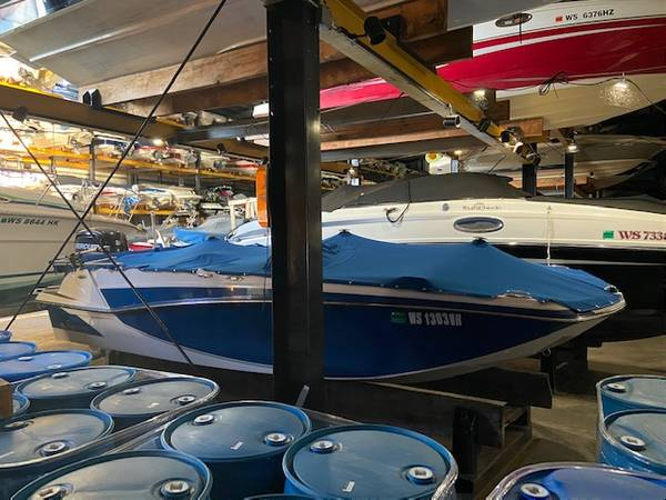 Photo 2019 Glastron 180GTD Deck Boat with 115 - $27,995 (Madison)