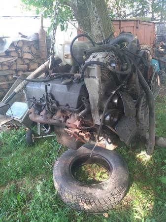 Photo 7.3 powerstroke ford f250 f350 obs 80-96 turbo diesel engine motor - $650 (Honey Creek)