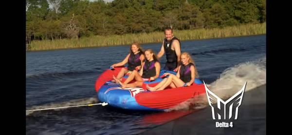 Photo Boat Tube - $150 (Powers LakeLake Geneva Area)