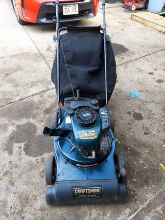 Photo CRAFTSMAN YARD VACUUM - $175 (Kenosha)
