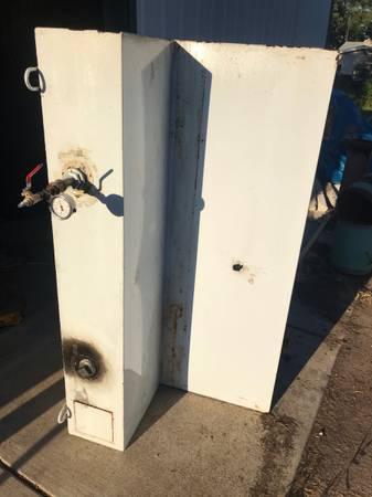 Photo Diesel fuel storage transfer tank - $300 (Kansasville)