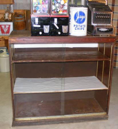 Photo Glass Display Case - $75 (Racine)