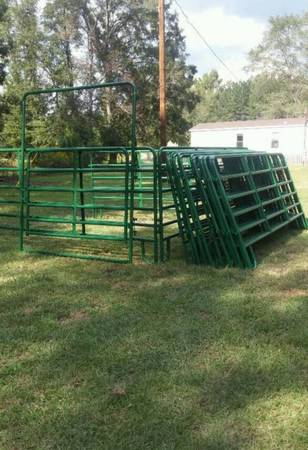 Photo Horse Round Pen Panels-12 ft New - $89 (Delivery is Free)