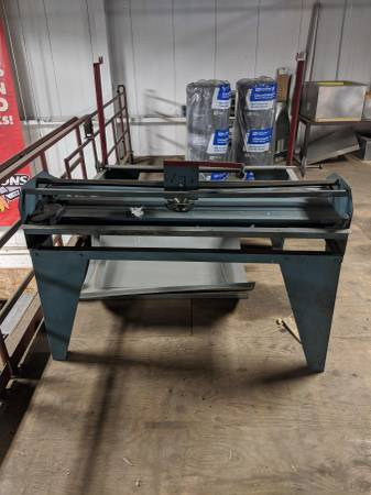 Photo Lockformer Insulation Cutter - $400 (Vernon Hills)
