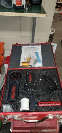Photo MagnePull MagneSpot XP1000-MC-XR-1 Wire Fishing System Pro Kit - $200 (Burlington)