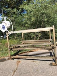 Photo Pontoon Boat Lift, with Power lift - $3,900 (Wisconsin Dells)