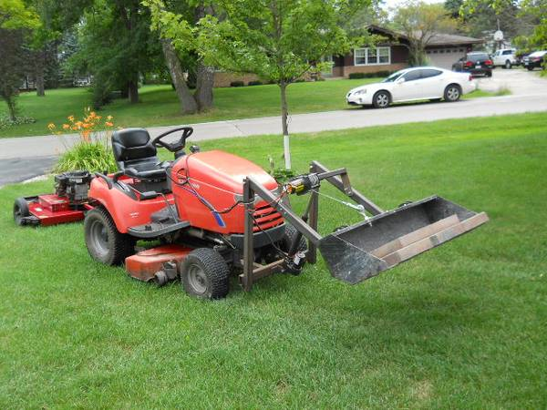 Photo Simplicity Legacy tractor - $1500 (Caledonia)