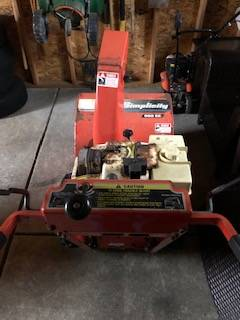 Photo Simplicity Snow Blower - $100 (Waterford)