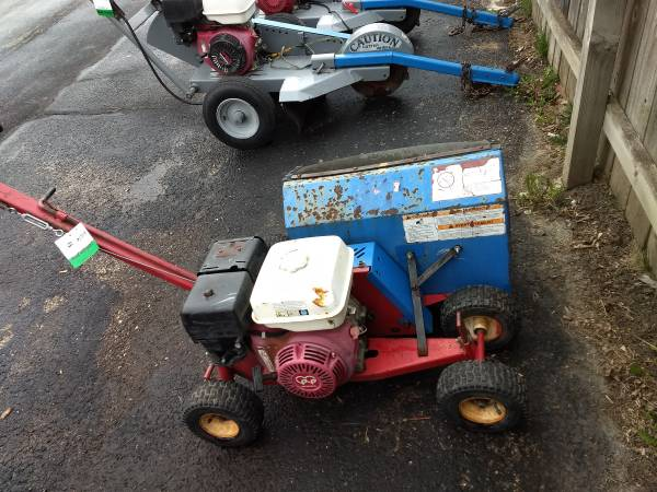 Photo Trench Master Bed Edger - $1695 (Racine)