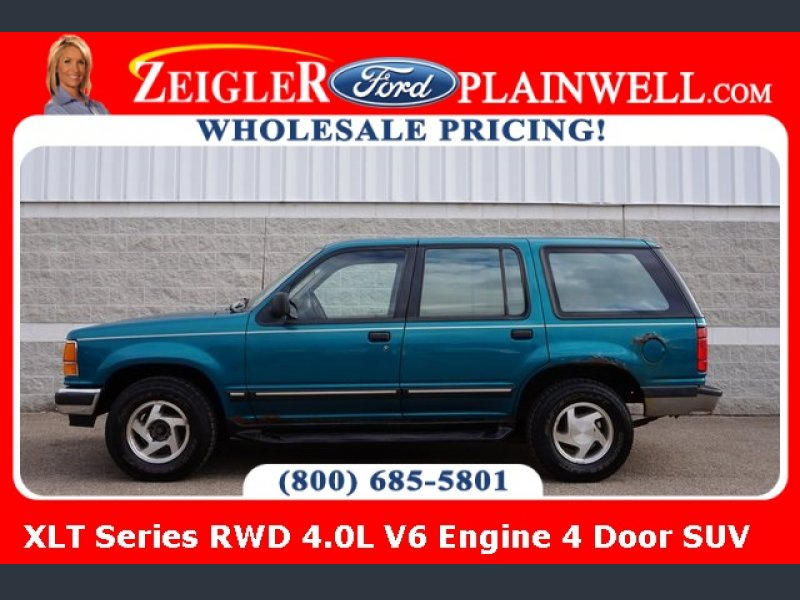 Photo Used 1993 Ford Explorer XLT for sale