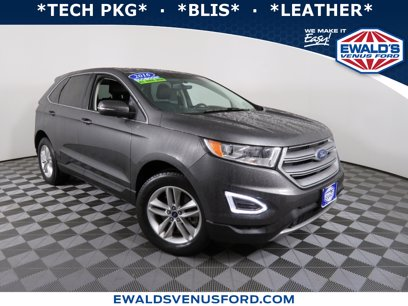 Photo Used 2016 Ford Edge AWD SEL for sale