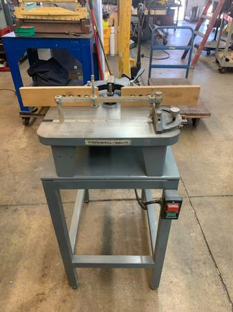 Photo delta rockwell shaper - $650 (elk grove village)