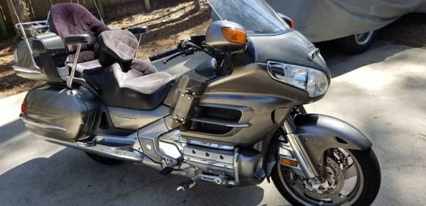 Photo 08 Honda Goldwing Level 4 - $7,700 (Rocky Mount)