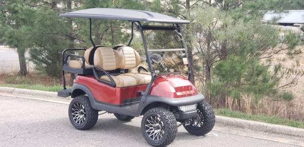 Photo 16 Club Car Precedent Golf Cart $158mo - $7795 (Capital Blvd Youngsville)