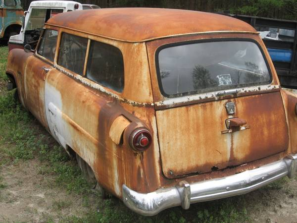 Photo 1954 Ford Ranch Wagon Tail Gate and Lift Gate - $50 (Chapel Hill, NC)