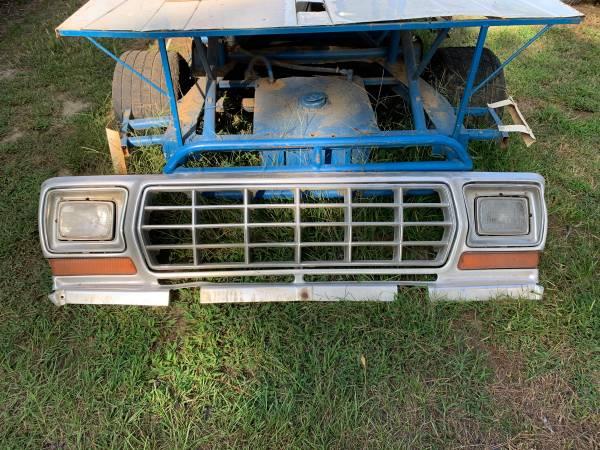 Photo 1973-79 Ford truck parts (Zebulon)