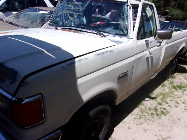 Photo 1987 Ford F250 Truck Parting Out (Willow Spring)