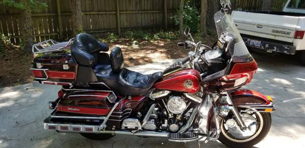 Photo 1991 Harley Tour Glide Ultra Classic - $5000 (Rocky Mount)