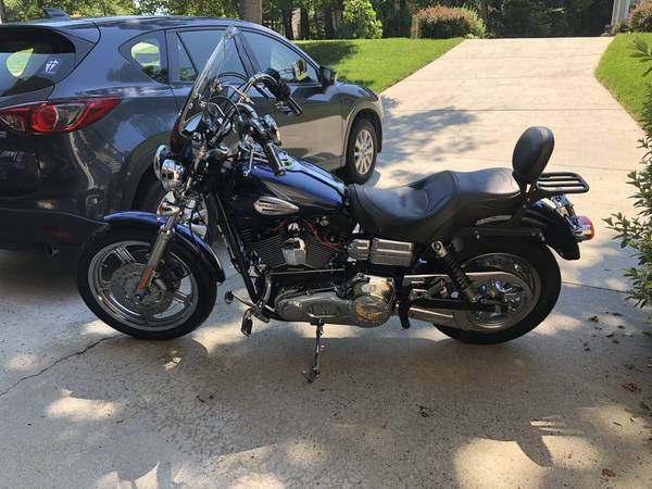 Photo 2001 Harley FXDXT Dyna T-Sport - $8,000 (Raleigh)