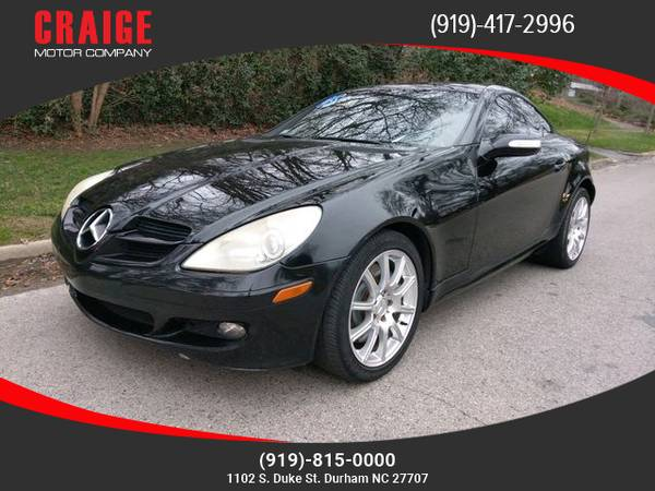 Photo 2005 Mercedes-Benz SLK-Class - $7500