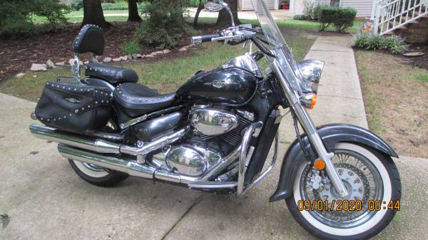 Photo 2006 Suzuki Boulevard CT50 - $2,600 (Raleigh)