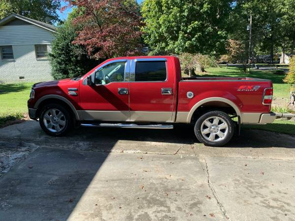 Photo 2007 Ford F150 FX2 - $15,500 (Knightdale)