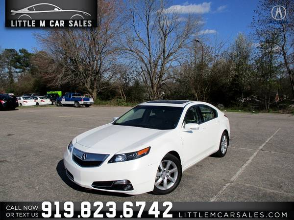 Photo 2012 Acura TL Tech Auto - $10500 (Little M Car Sales)