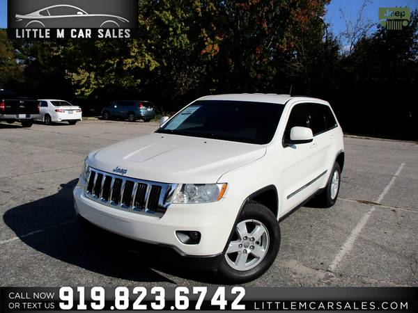Photo 2012 Jeep Grand Cherokee Laredo SUV at a DRAMATIC DISCOUNT - $9500 (Little M Car Sales)