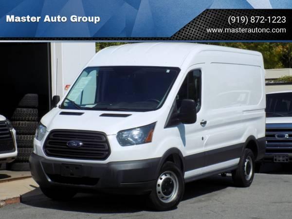 Photo 2015 Ford Transit Cargo Van 250 3dr SWB Medium Roof Cargo Van w - $21,995 (_Ford_ _Transit Cargo Van_ _Van_)