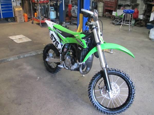 Photo 2015 Kawasaki KX85 - $2,700 (CHAPEL HILL)
